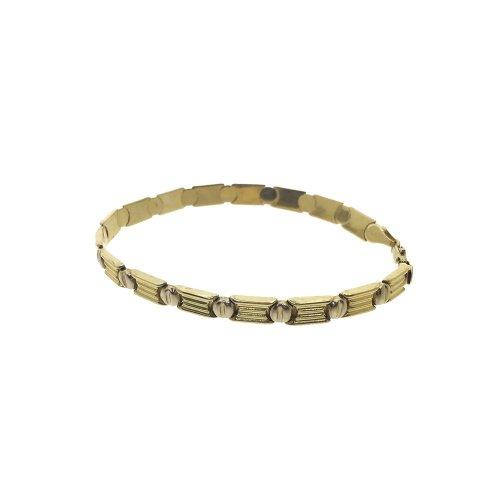 Rectangle Link Bracelet (GC-1081)