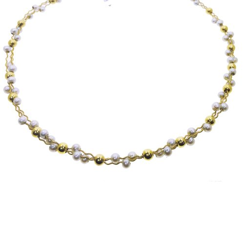 Linking Pearl Necklace (GC-1092)