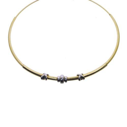 Criss Cross Necklace (GC-1095)