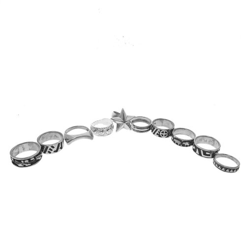 Assorted Ring Package (PACK-8)