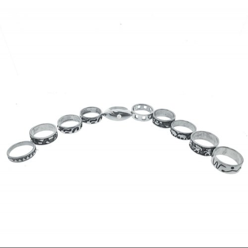Assorted Ring Package (PACK-10)