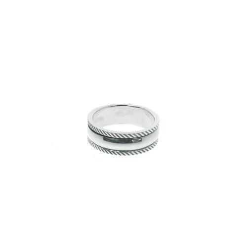 Sterling Silver Men's Spinning Ring (R-1408)