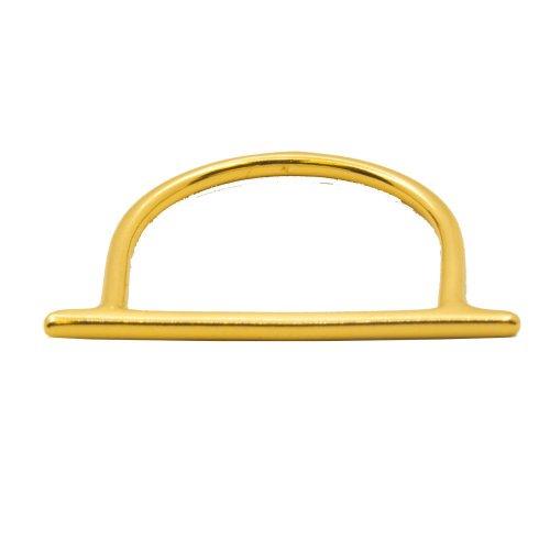 Gold Flat Bar Ring (R-1334-G)