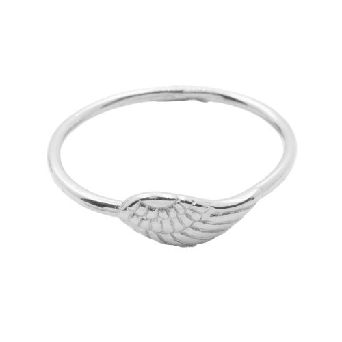 Sterling Silver Wing Ring (R-1424)