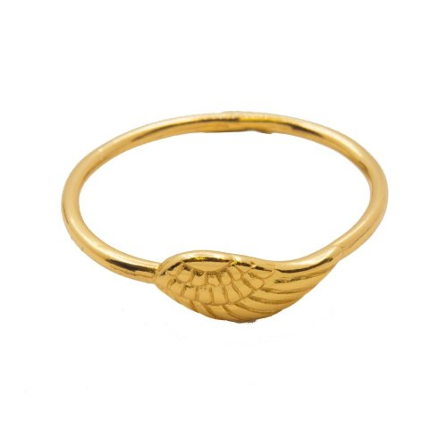 Sterling Silver Wing Ring (R-1424-G)