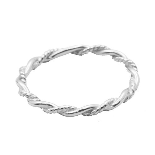 Double Twisted Ring (R-1418)