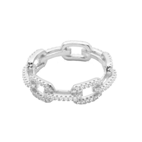Chain Link Ring (R-1413)