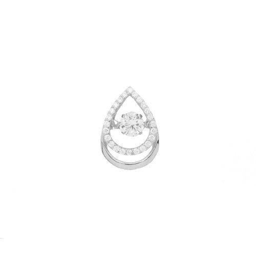 Dancing Diamond Pendants (P-1353)
