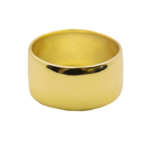 Trendy 10mm Rounded Band (R-1498)