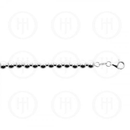 Silver Basic Chain Ball 06 (BALL-5) 5.0mm