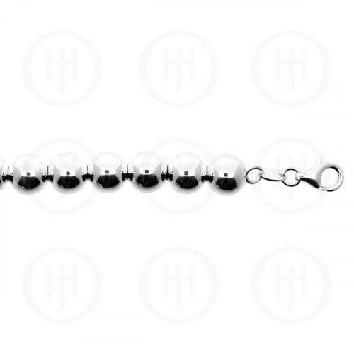 Silver Basic Chain Ball 12.0mm (BALL-12)