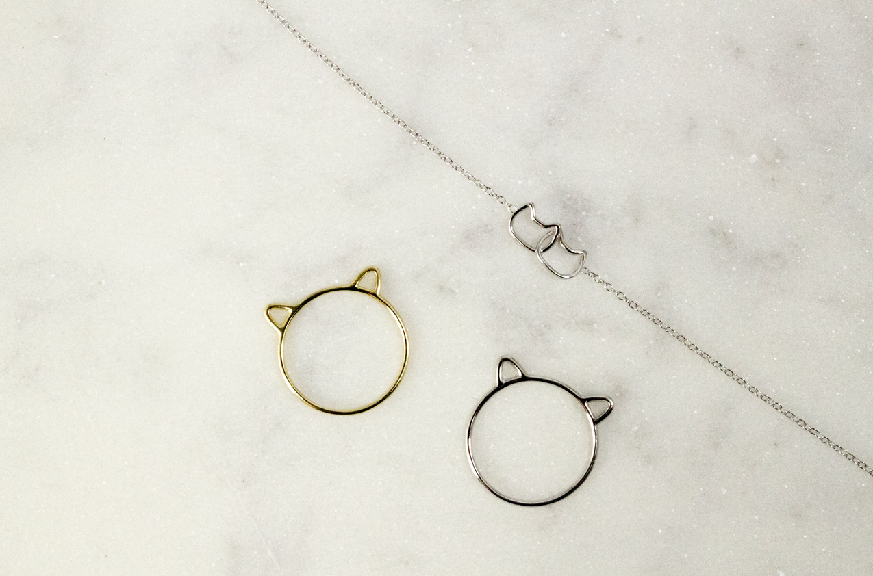 cat jewellery trends
