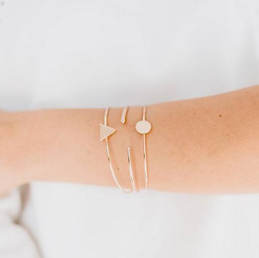 stackable bracelets trends