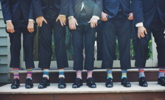 groomsmen's accessories