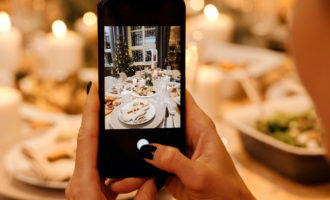 social media marketing for the holidays