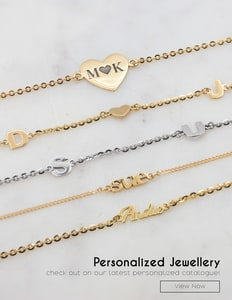 Personalized Jewellery